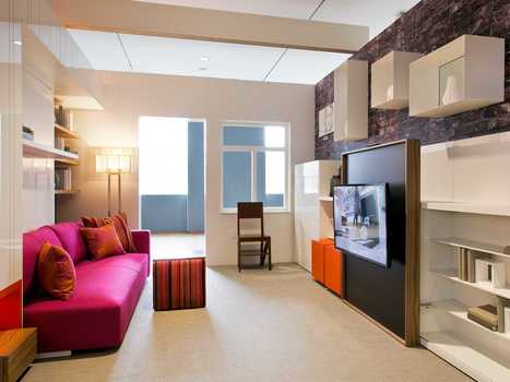 Interior Design of NY Micro-Units - Business Insider | Bryan's Interior | Scoop.it
