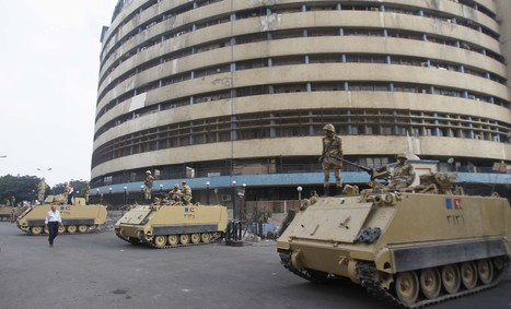 Egyptian Army Considered Economic Stakes in Coup - Al-Monitor | Politics | Scoop.it