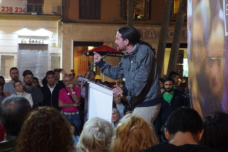 Podemos as a template for the New Left | P2P Foundation | Peer2Politics | Scoop.it