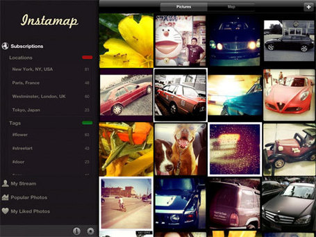 Instamap App | Appertunity's fun & creative iphone news | Scoop.it