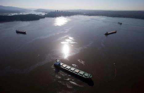 In plain sight: How the Marathassa oil spill took hours to find | Marine Protection | Scoop.it