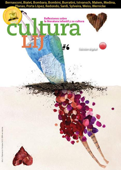 Cultura LIJ Digital #6 - Octubre | Literatura Infantil | Scoop.it