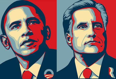 La cyberpropagande d'Obama et Romney | Libertés Numériques | Scoop.it