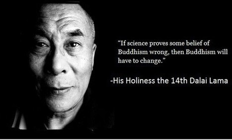 Buddhism & Science... | Quote for Thought | Scoop.it