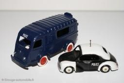 Dinky Toys France et la police. | OBJETS VINTAGE | Scoop.it