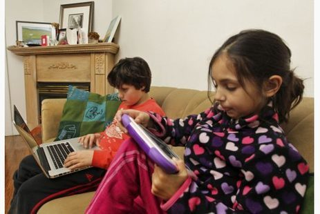 Parenting in the age of iEverything | Technology and Education | Scoop.it