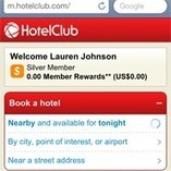 HotelClub seals last-minute bookings via mobile site | Tourism Social Media | Scoop.it