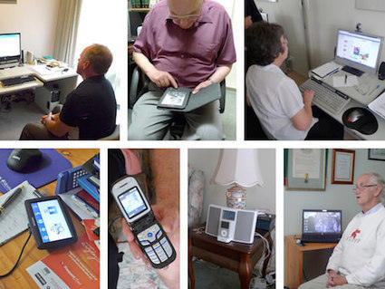 Designing For The Elderly: Ways Older People Use Digital Technology Differently - Smashing Magazine | shubush design & wellbeing | Scoop.it
