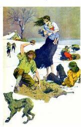 Le grand hiver de 1709 | GenealoNet | Scoop.it
