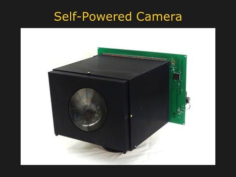 A Camera that gets powered by itself | Learn New Things Daily | Scoop.it