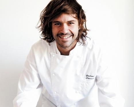 [Portrait] Gontran Cherrier, de la tradition à la télévision | Chef d'Entreprise.com | Actu Boulangerie Patisserie Restauration Traiteur | Scoop.it
