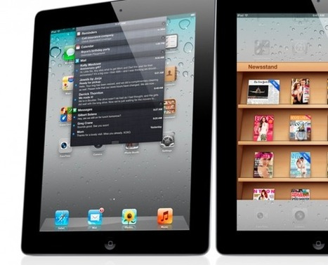 Apple reportedly using new display tech for iPad 3 | Technology and Gadgets | Scoop.it