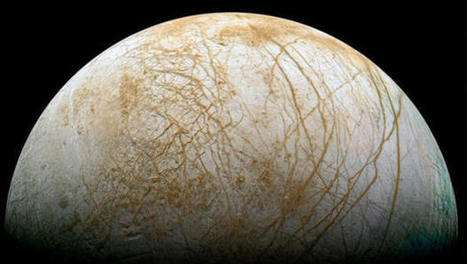 NASA plans daring robotic mission to Jupiter's watery moon | Europa News | Scoop.it