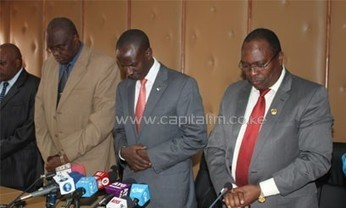 Jail us if you dare, KNUT officials retort | Kenya School Report - 21st Century Learning and Teaching | Scoop.it