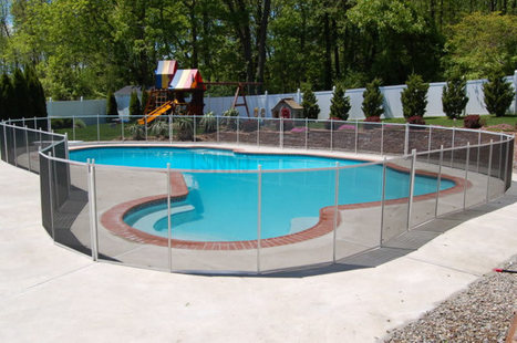 Glass Pool Fence: Leading Factors to Consider when Having a Pool! | Polaris Hinge | Scoop.it
