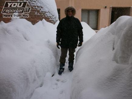 La Neve 2012 nelle Marche su YouReporter.it | Le Marche un'altra Italia | Scoop.it