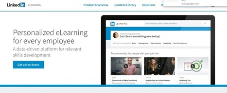 LinkedIn doubles down on education with LinkedIn Learning, updates desktop site | All About LinkedIn | Scoop.it
