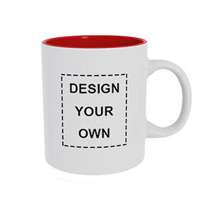 Buy Custom Two Tone Mug Red Online in India - Photohaat | Amazing designs for amazing customized gifts | Scoop.it