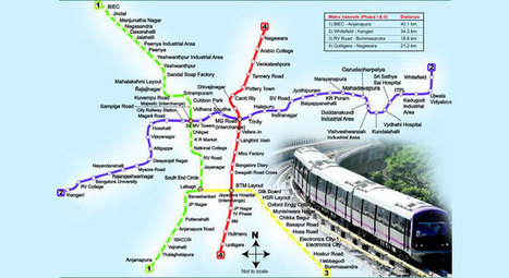 Bengaluru Metro Phase II to boost realty   Happykeys   Real Estate Tips and Advice   Scoop.it