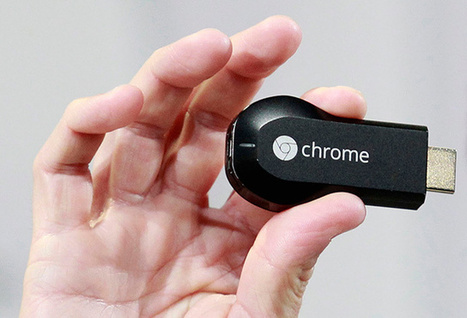 Chromecast now plays Youtube to your TV | Chrome Apps & Extensions | Scoop.it