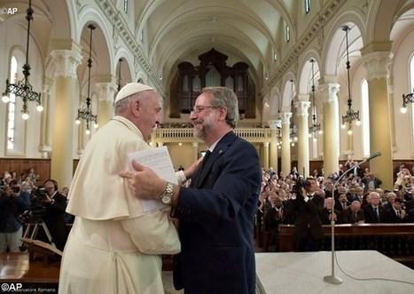 Synode valdézskych a metodistických cirkví zaslal pozdrav pápež František | Správy Výveska | Scoop.it