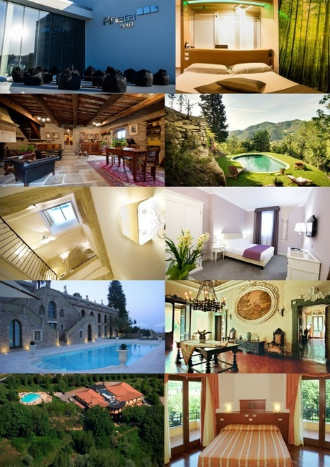La top ten degli hotel marchigiani secondo Trip Advisor | Filming Locations | Scoop.it