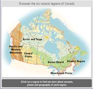 The Canadian Atlas Online - Atlantic Region | Fab Teaching Resources | Scoop.it