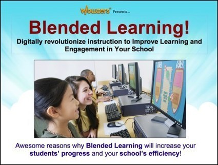 Blended Learning: PDF Guide | FlippingYourClassroom | Scoop.it