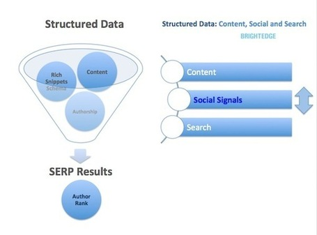 Structured Data: Content, Rich Snippets & Authorship vs. Author Rank | Apps, Softwares y Web 2.0 | Scoop.it