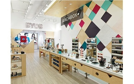 Birchbox, la boutique au coeur de New-York | E-commerce & parcours multicanaux | Scoop.it