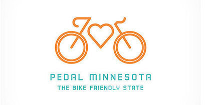 Pedal Minnesota | Logo | Scoop.it