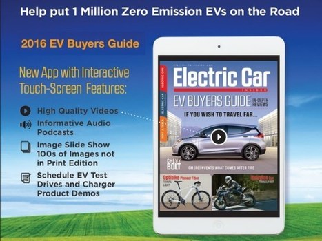 EV Buyers Guide App Aims To Mobilize The Electric Transportation Revolution | Anaerobic Digestion | Scoop.it