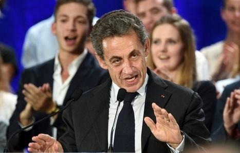 Face aux affaires, Sarkozy l'assure, il ne reculera pas devant «la bassesse, la calomnie et la trahison» | Magouilles blues | Scoop.it