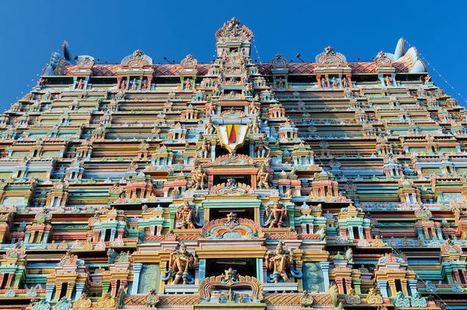 Srirangam, le plus grand temple hindouiste du monde | Actu & Voyage en Inde | Scoop.it