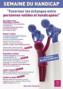 Agenda | Sport et handicap | Scoop.it