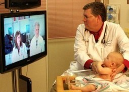 Using Telemedicine To Boost A Hospital's Revenue | mHealth: Patient Centered Care-Clinical Tools-Targeting Chronic Diseases | Scoop.it