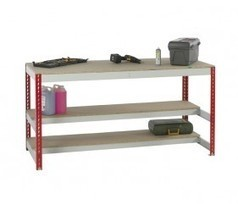 Garage Shelving | Industrial Shelving Units | Scoop.it