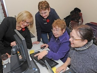 Teaching media literacy to those in need of a helping hand | Ontario Library Smiles | Scoop.it