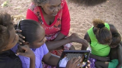 Smartphone App Created to Increase Use of Endangered Aboriginal Language in Australia | AboriginalLinks LiensAutochtones | Scoop.it
