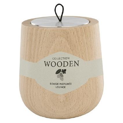 [ CRUSH DU JOUR ] Bougie parfumée Wooden de Hypsoé | décoration & déco | Scoop.it