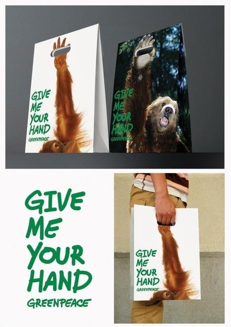 TOP 15 des publicités les plus créatives sur des sacs ! | du digital mais pas que... | Scoop.it