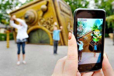 Social Lives and Posture Could Improve with Augmented Reality | Augmented Reality | Scoop.it