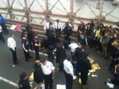 Dozens arrested at Occupy Wall Street protest; Brooklyn Bridge shut down | #ows | Scoop.it