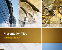Free Business Collage PowerPoint Template | Free Powerpoint Templates | Buissness | Scoop.it