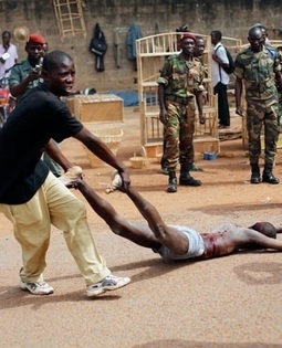 Rwandan troops kill 1, halt lynching in CAR - News24 | Africa - Slavery & Gay Rights | Scoop.it