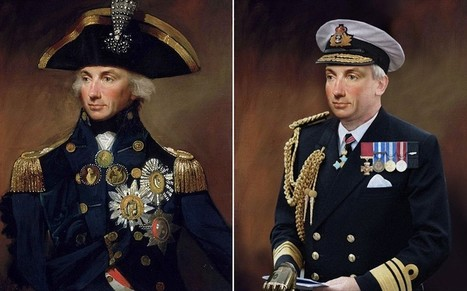 How historical figures would have looked today - Telegraph   Miss Ellis' History Teaching Resources   Scoop.it