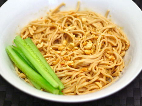 Melissa Roberts' Peanut Butter Noodles | Food for Foodies | Scoop.it