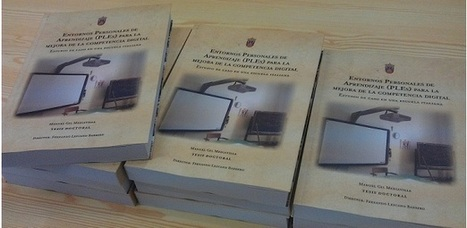 Mi tesis doctoral ~ La Tecnolopedia de @mgilme | Aprendizaje en red. El cambio de paradigma. | Scoop.it