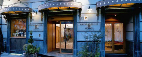 Grand Hotel Europa Naples - Italie Hotel | Hotel Collection | Scoop.it