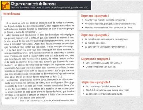 Site de François Jourde | Open education filosofia | Scoop.it